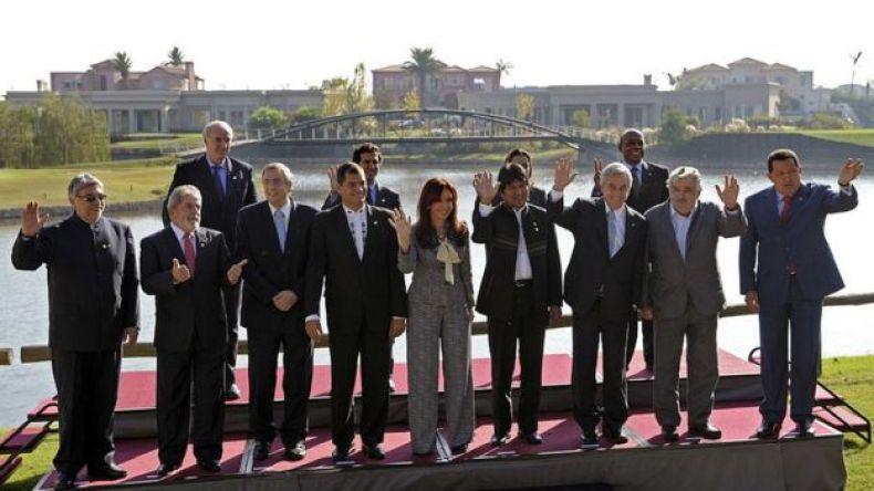 El mandato de Rafael Correa coincidió con una ola de gobiernos mayoritariamente de izquierda en Sudamérica.