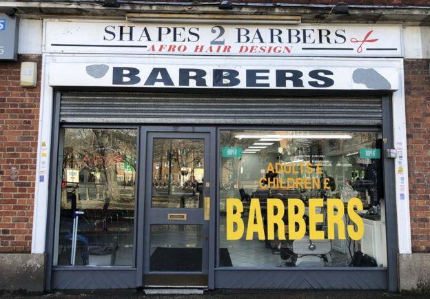 Shapes Barber Shop