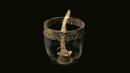 Floransa Müzesi'nde Galileo'nun parmağı