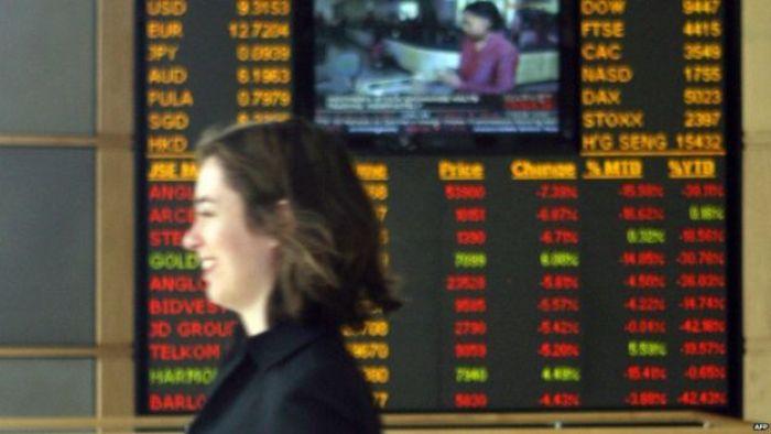 The Johannesburg Securities Exchange