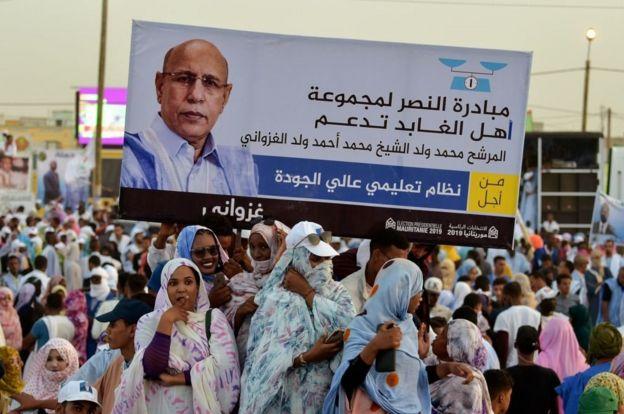 يحظى محمد الغزواني بشعبية كبيرة في الأ,ساط السياسية