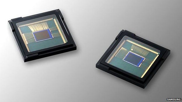 Samsung photo sensor