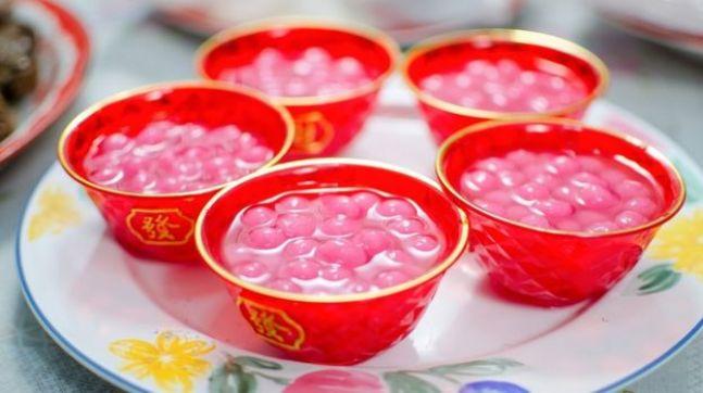 """وجبة الـ """"تانغيوان"""" الصينية"""