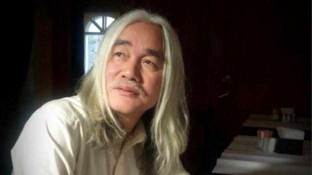 Chủ tịch Hội Nhà văn Hà Nội, nhà phê bình văn học Phạm Xuân Nguyên