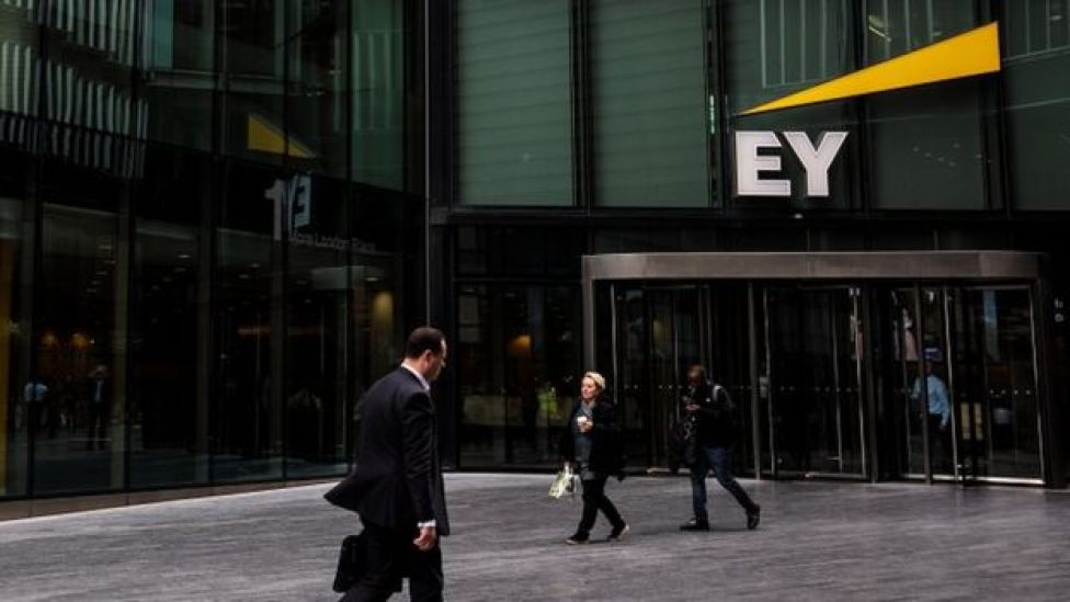 EY offices London