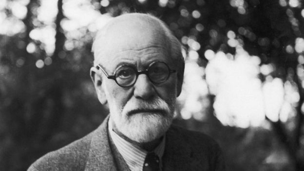 Sigmund Freud en 1935.