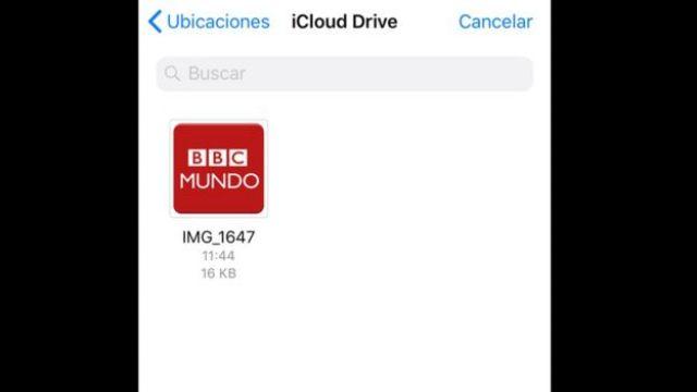 imagen BBC Mundo en Whatsapp