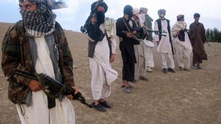 مسلحون تابعون لطالبان
