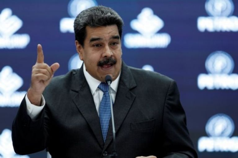 Maduro habló de reaccionar frente al brote fascista en América Latina.