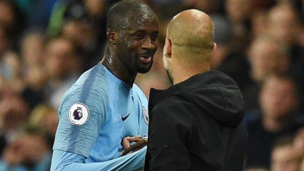 Yaya Toure: Guardiola alinionyesha ukatili, alinichukulia adui na alinionea wivu
