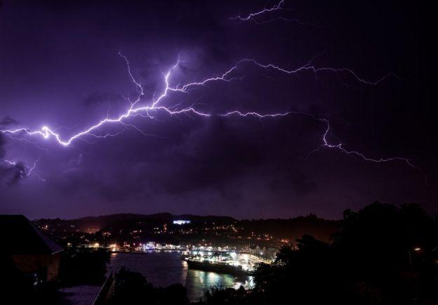 storm ali warning of