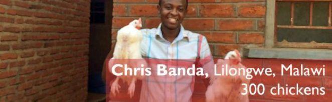Chris Banda, Lilongwe, Malawi