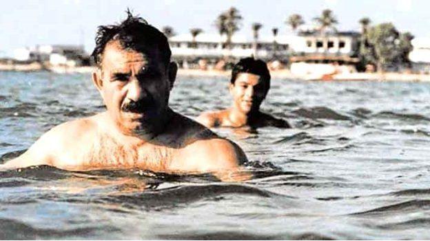 Mazlum Kobani ve Abdullah Öcalan