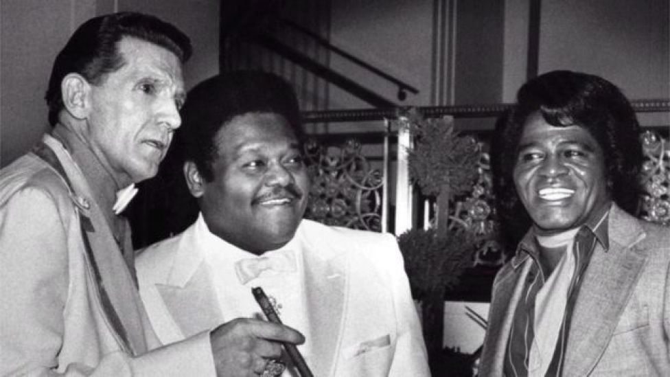 Jerry Lee Lewis, Fats Domino & James Brown