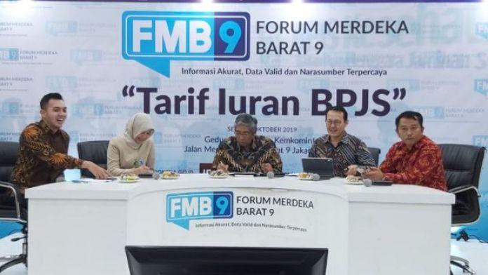 Diskusi Tarif Iuran BPJS