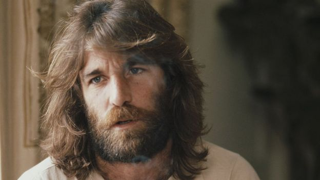 Dennis Wilson, de The Beach Boys