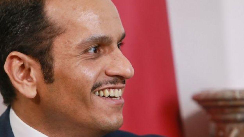 Mohammed bin Abdulrahman in Brussels June 2018