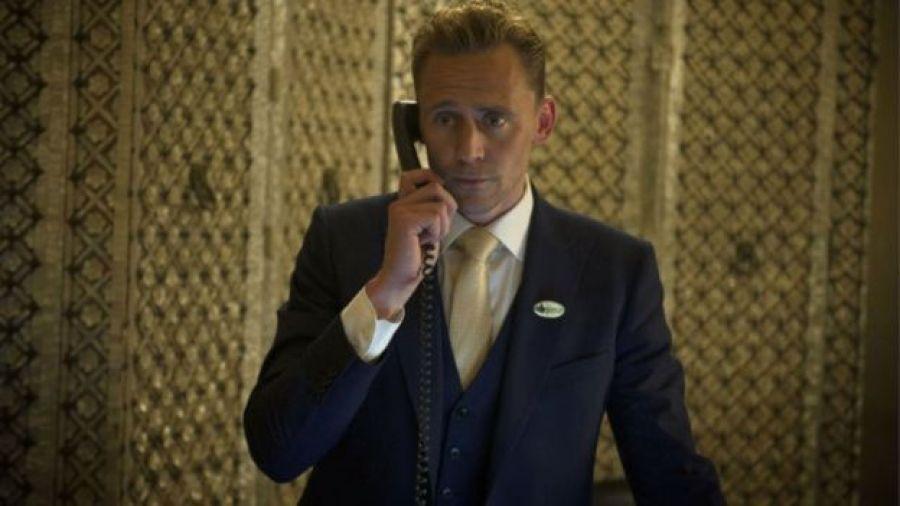 "Tom Hiddleston en ""The Night Manager""."