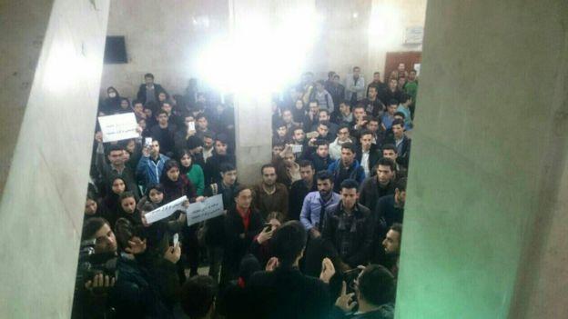 دانشجویان دانشگاه شهید چمران اهواز