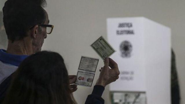 Eleitor brasileiro