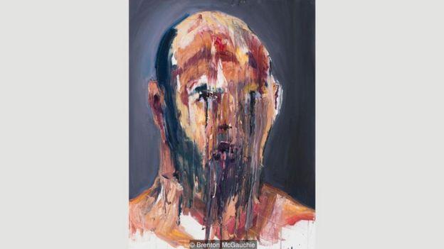 Các bức tranh của Sukumaran - hầu hết là vẽ chân dung - được sáng tác trong vài năm cuối đời ở nhà tù Keroboken ở Bali