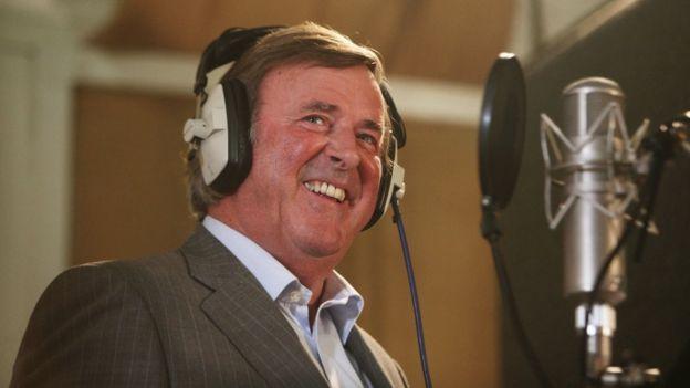 Sir Terry Wogan in 2009