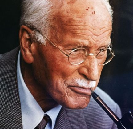 Carl Jung en 1950