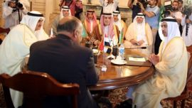Image result for Qatar VS Saudi: Arabia.Diplomatic row far from over despite border reopening
