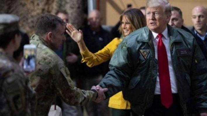 يرابط في العراق 5 آلاف عسكري أمريكي