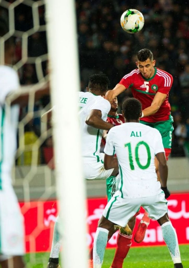Marruecos le ganó la final a Nigeria.