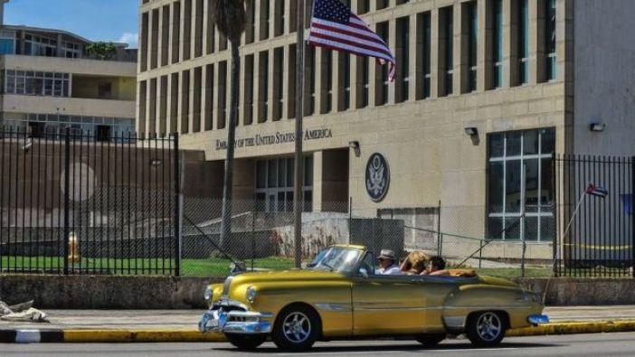 Embajada de EE.UU. en Cuba.