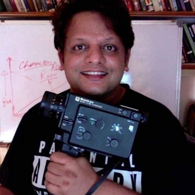 Filmmaker Nitin Neera Chandra
