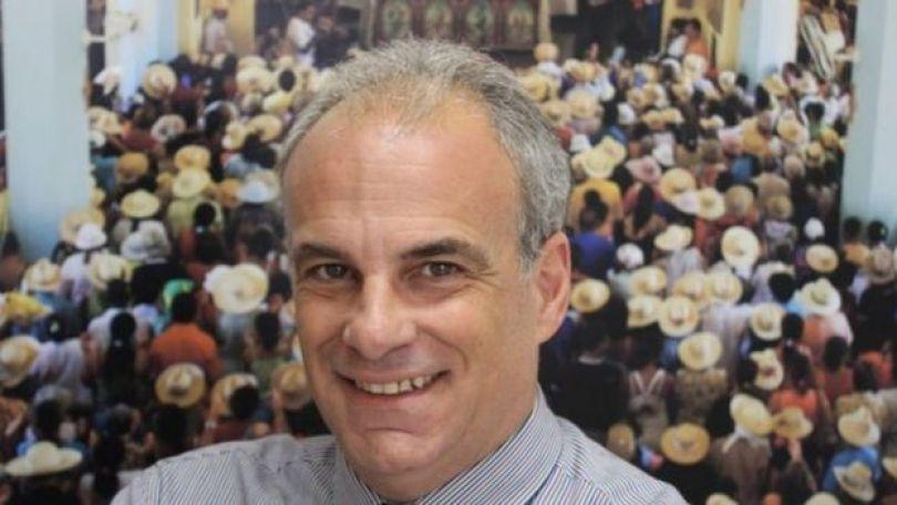 O cientista Alberto Carlos Almeida