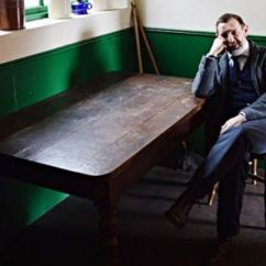 Places To Borrow Tables And Chairs Step Ladder Chair The Hidden Meaning Within Your Furniture Bbc News Ian Sansom Leans On His Table