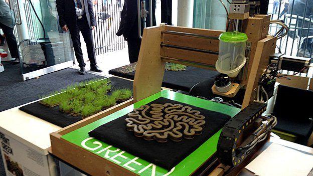 Print Green printer