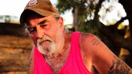 Maralinga Nuclear Test Site Caretaker Robin Matthews