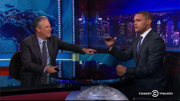 Trevor Noah: Best jokes of new Daily Show host - BBC News
