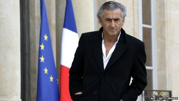 Bernard-Henri Levy 01 April 2015