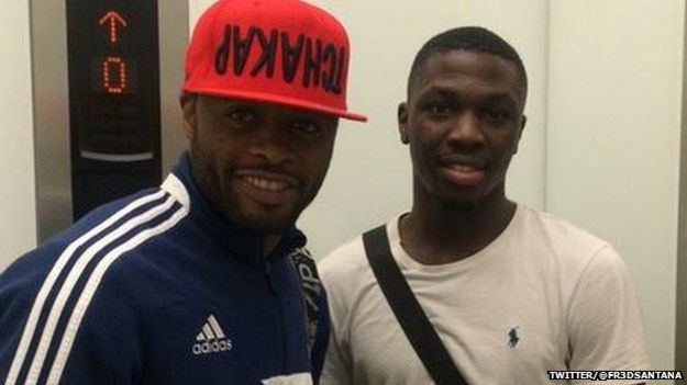 Alfred and Alex Song