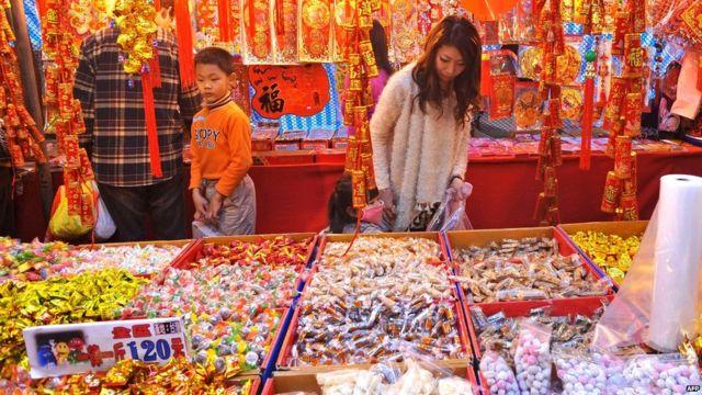 圖輯:亞洲人民忙過年 - BBC News 中文