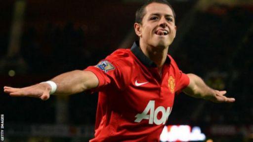 Javier Hernandez,weeraryahanka Manchester United