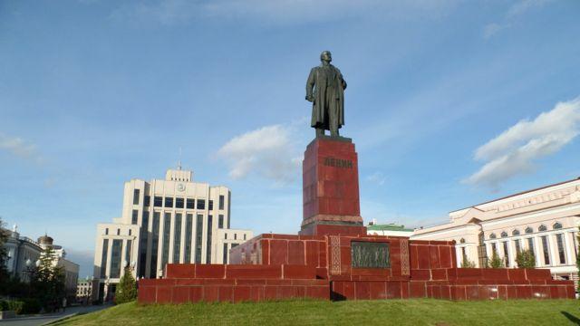 圖輯:俄羅斯韃靼斯坦共和國首府喀山 - BBC News 中文