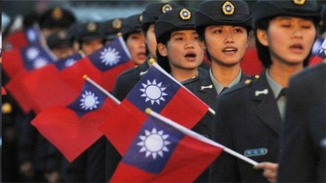 向台湾出售武器一直是中美之间争执的焦点。