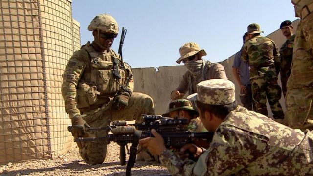 The withdrawal of US forces from Afghanistan will be completed by September 11th