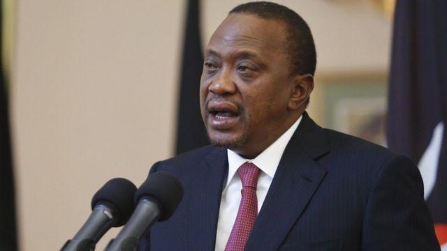Madaxweyne Uhuru Kenyata