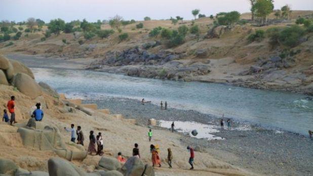 لاجئون من إقليم تيغراي