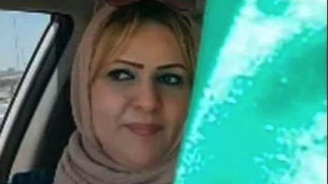 Libyan activist and lawyer Hanan Mohammed Al-Barasi