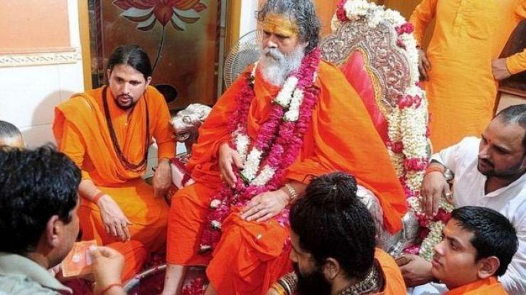 Anand Giri and Narendra Giri
