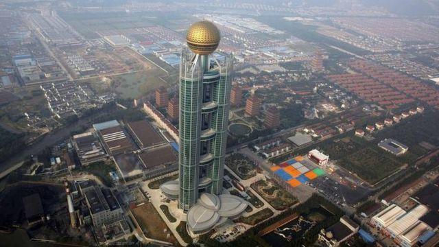华西村:一场中国共产主义实验的破灭 华西村:一场中国共产主义实验的破灭
