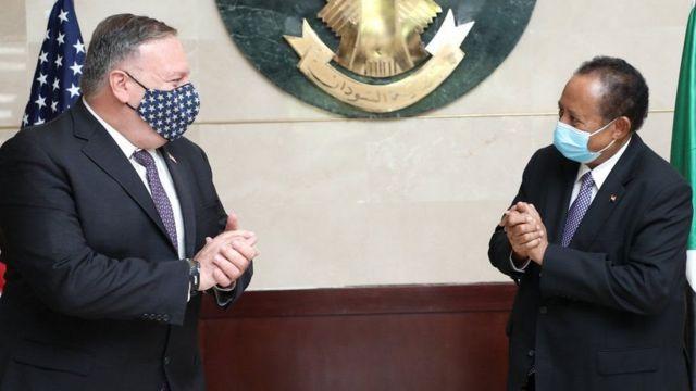 Waa booqashadii ugu horeysay oo muddo 15 sano ah uu ku tago dalka Sudan